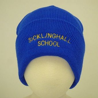 Sicklinghall Royal Blue Winter Hat