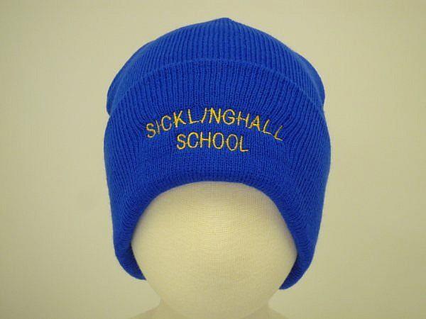 Sicklinghall Royal Blue Winter Hat - Kool Kidz Uniforms 2d76de2d359