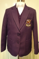 LCSE Blazer Girls Purple
