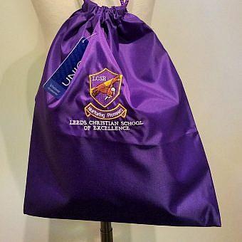 LCSE P.E.Bag Purple