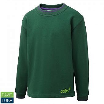 Cubs Sweatshirt Green