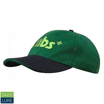 Cubs Cap Green