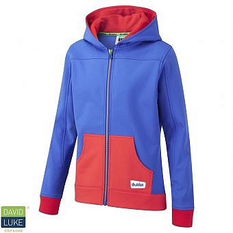 Guide Hoodie Red/Royal Blue