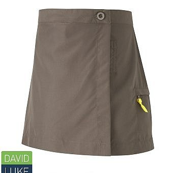 Brownie Skort Brown