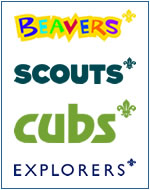 Beavers, Cubs, Scouts & Explorers Official Uniforms