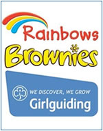 Rainbows, Brownies & Girl Guides